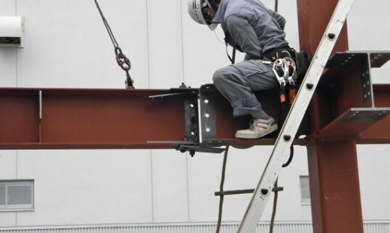 Quy trình lắp dựng nhà khung thép