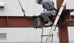 Quy trình lắp dựng nhà khung thép dân dụng chuẩn nhất .