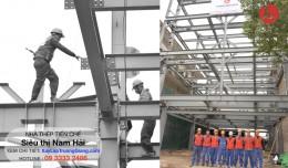 Trường Giang cung cấp dịch vụ nhà khung thép như thế nào ?