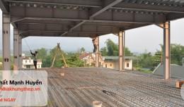 3 dự án nhà khung thép dân dụng nên sử dụng sàn Deck.