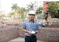 (Video) Nhà khung thép tiền chế là gì ?
