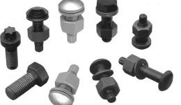 Các loại bulong phổ biến sử dụng trong nhà khung thép