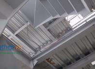 Nguyên Tắc Trong Thi Công Nhà Khung Thép Kết Hợp Sàn Deck