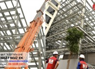 2020 - Bước chuyển mình của nhà khung thép dân dụng trong xây dựng!