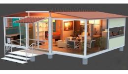 Nhà Lắp Ghép Công Nghệ 3D - Bước Đột Phá Trong Xây Dựng