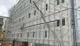 Tường Bê Tông Lắp Ghép Ứng Dụng Cho Nhà Khung Thép
