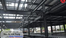 Đơn Giá Xây Dựng Nhà Xưởng Khung Thép | Các Yếu Tố Ảnh Hưởng