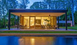 Mẫu Nhà Khung Thép Đẹp: Những Mẫu Nhà Được Ưa Chuộng Nhất 2021