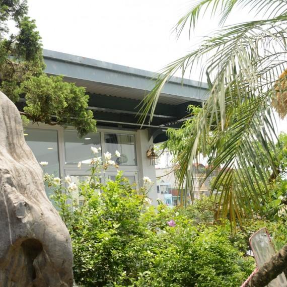 Nhà vườn Tam Trinh
