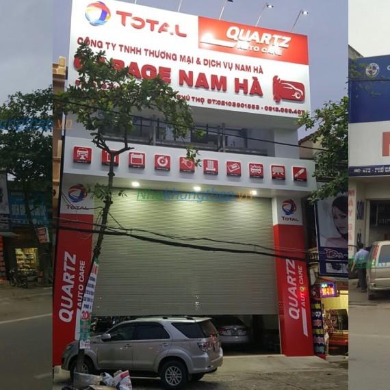 Gara oto Việt Trì