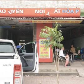 Showroom bếp Hưng Yên