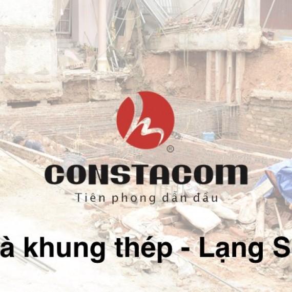 Dự án 4 tầng Lạng Sơn