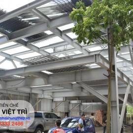 Nhà thép tiền chế Việt Trì