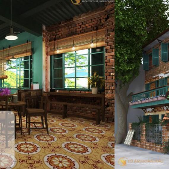 Cafe - Hoài Niệm Quán